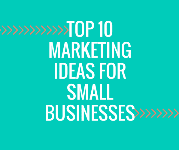 """alt=""""Top 10 List of Marketing Ideas for Your Small Business"""" />"""