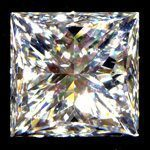 Princess Cut 1.00ct