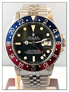 luxury pre-owned watches